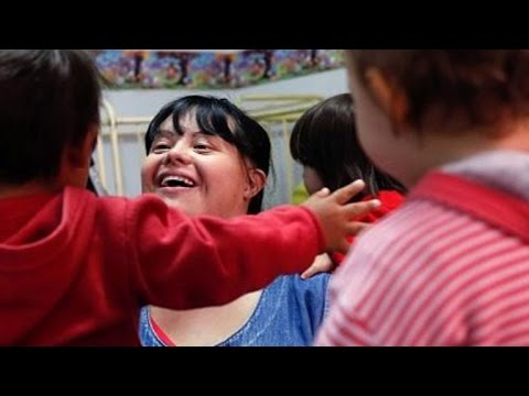31-Year-Old Woman Becomes First Preschool Teacher With Down Syndrome