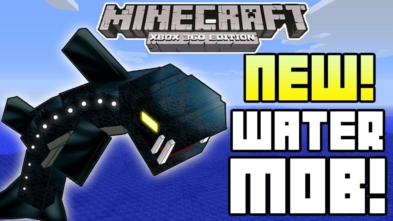 Minecraft PCXboxPS3 NEW UNDERWATER MOB RANGED