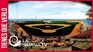 Imágenes exclusivas: Estadio La Guaira está a punto para su inauguración el 27 de Diciembre