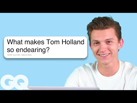 Tom Holland Goes Undercover on Reddit, YouTube and Twitter | GQ