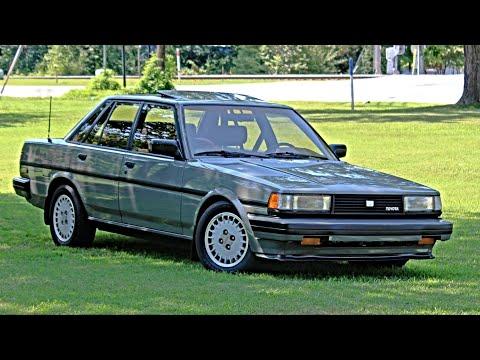 1985 Toyota Cressida MX73 5spd Review