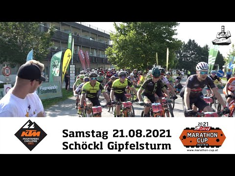 Grazer Bike-Festival Stattegg Schöckl Gipfelsturm Classic/Austria Marathon Cup