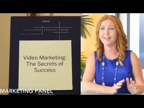 Video Marketing Vegas Panel  How to improve your business using Video   Realtor Amber Anderson