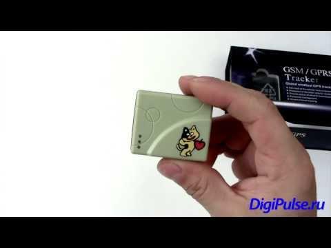 GPS трекер Xexun ТК 201-2