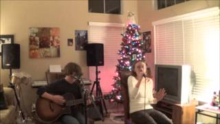 "Wynonna Judd ""She Is His Only Need"" Live Concert Cover by Sister/Brother duo NEW HD"