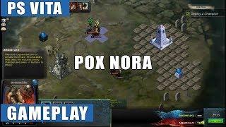 Pox Nora PS Vita Gameplay