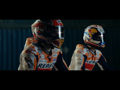 Márquez leads the Repsol Honda Team in his new adventure