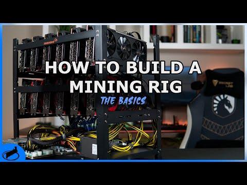 How To Build A GPU Mining Rig | The Basics