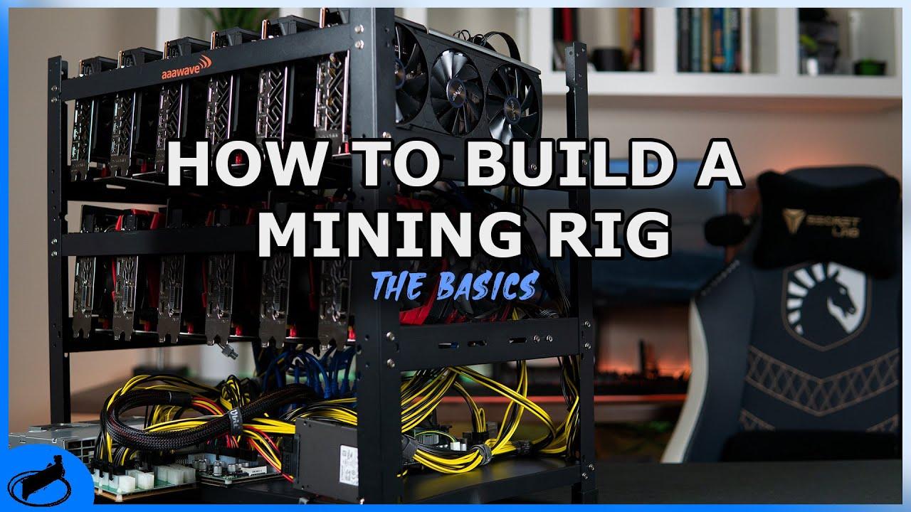 bitcoin mining pc build)