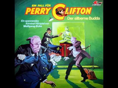 Perry Clifton - Folge 01: Der silberne Buddha (Komplettes Hörspiel)
