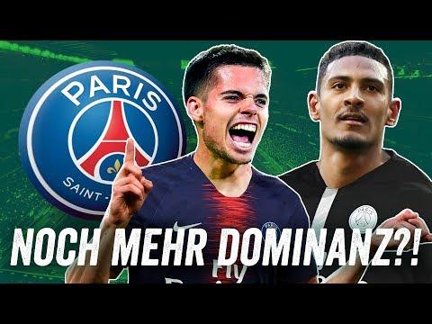 Diese Spieler schießen PSG zum Champions League Titel! Top 5 Transfers für Paris Saint Germain