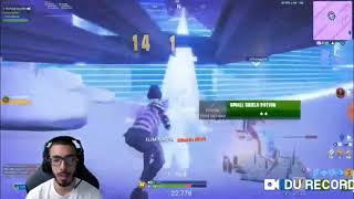 DJANIBOI KILLED ATLANTIS MITR0 IN FORTNITE WORLD CUP!! BOTH POV'S!
