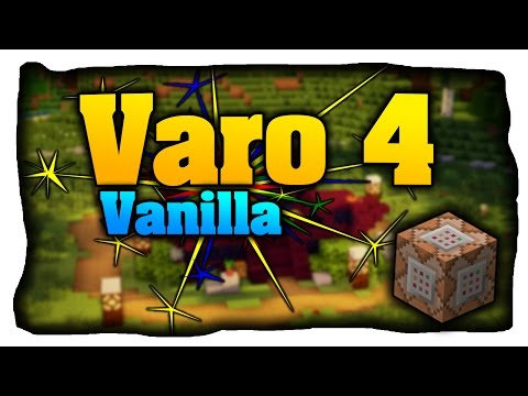 Minecraft Varo In Vanilla Ohne Mods Plugins Varo Spielen - Minecraft varo server kostenlos erstellen