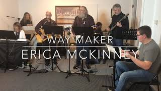 Way Maker | Erica Renee Mckinney | Practice Session