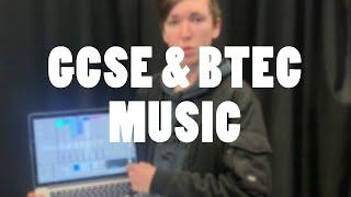 GCSE & BTEC Music
