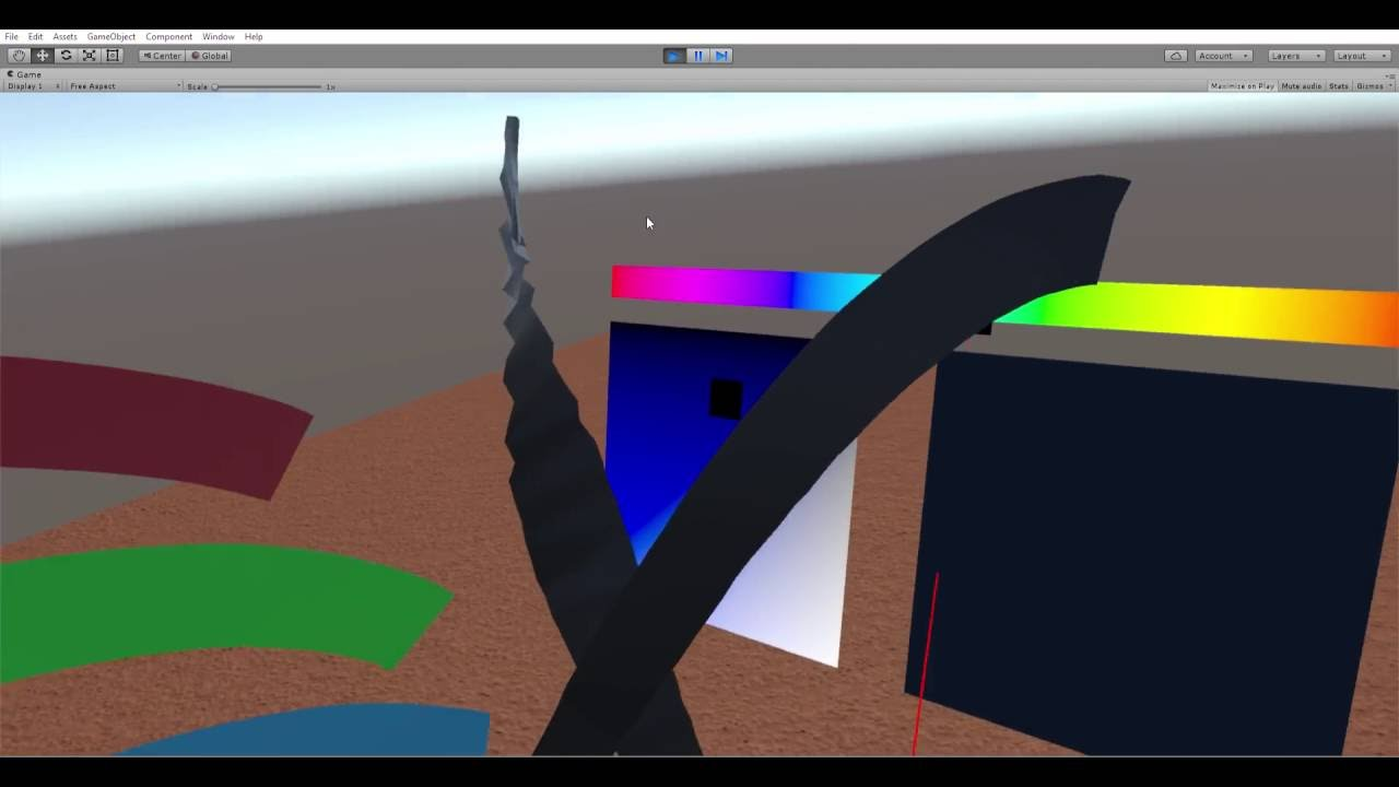 VR Paint Demo - YouTube