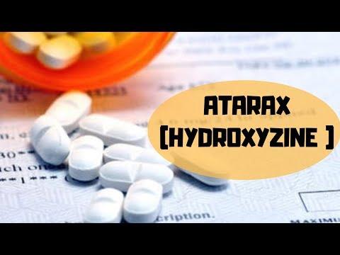 ATARAX ( Hydroxyzine ) / Tout Sur Ce Médicament AntiHistaminique - DOCTOR ALADDIN -