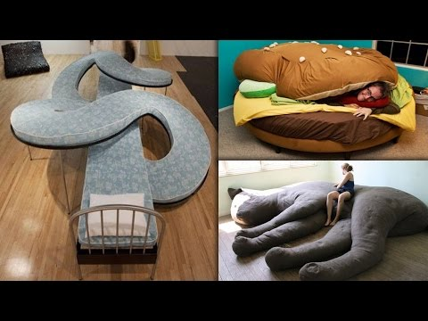 Weirdest Beds most unusual beds you have never seen before - youtube