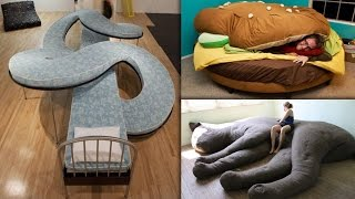 Most Unusual Beds You Have Never Seen Before thumbnail