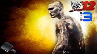 WWE '12 - RPCS3 TEST 1 (InGame)