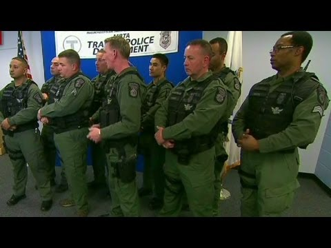 SWAT team on bomb suspect arrest: We rushed him - YouTube