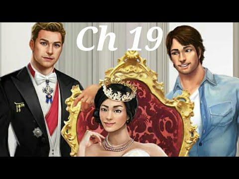 Choices:- The Royal Romance Chapter #19 (Diamonds used)