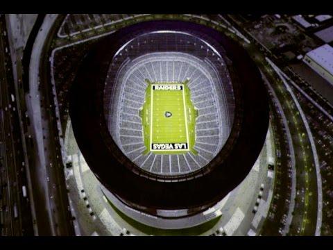 Plans for Raiders stadium in Las Vegas unveiled