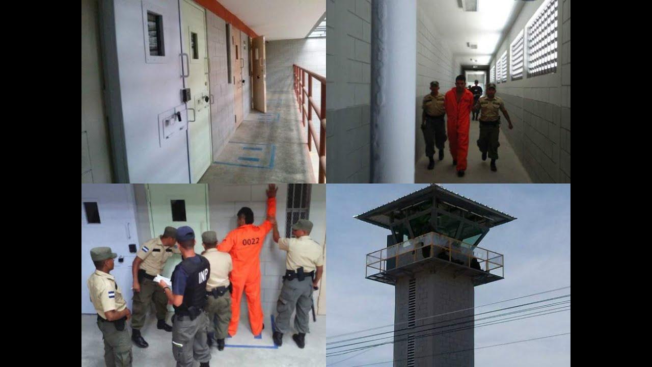 El Pozo La Crcel Blindada De Mxima Seguridad En Honduras YouTube