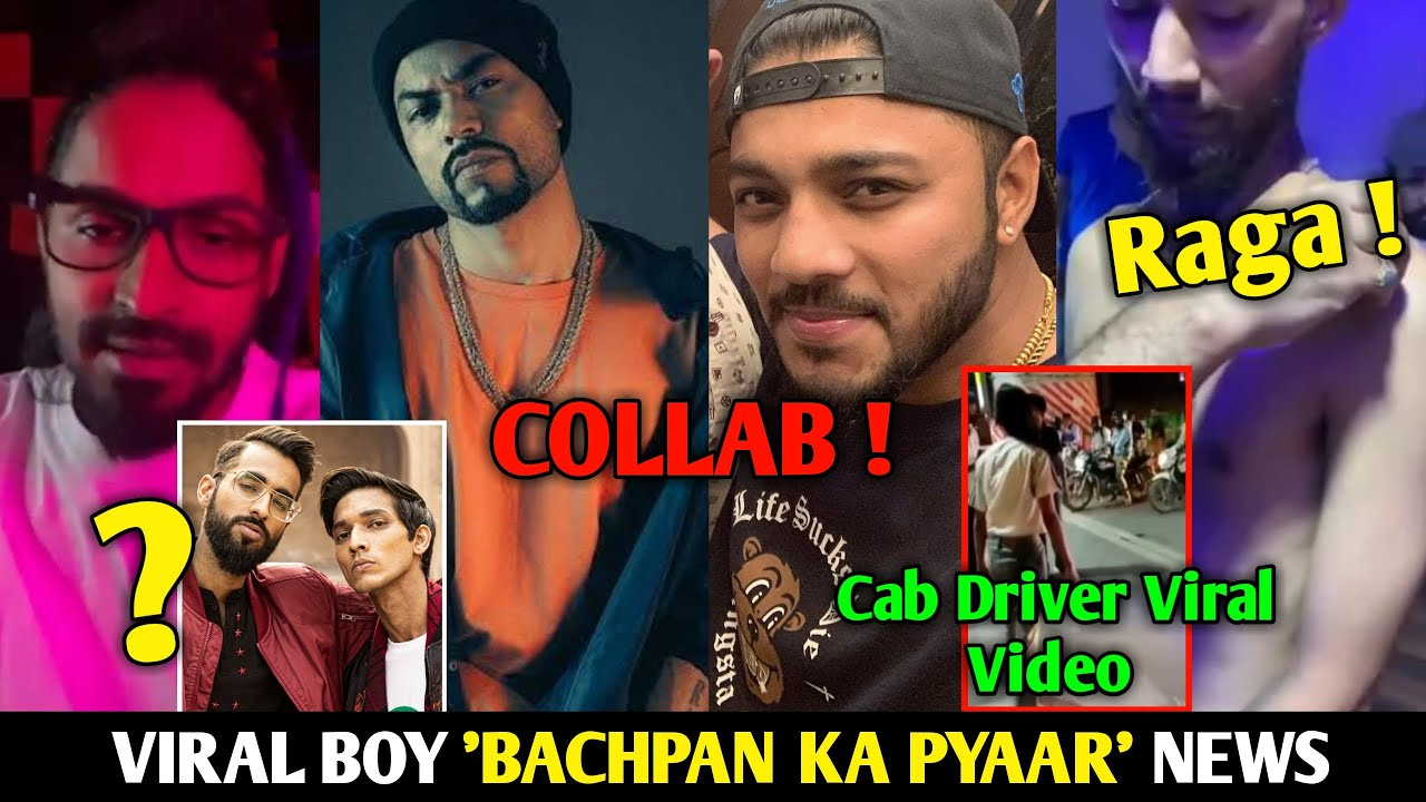 Lucknow Cab Driver Viral Video REACTION | Raftaar Collab ! Track with Bohemia in Album, Youngstunner