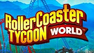Roller Coaster Tycoon World! BETA Walkthrough - Part 1