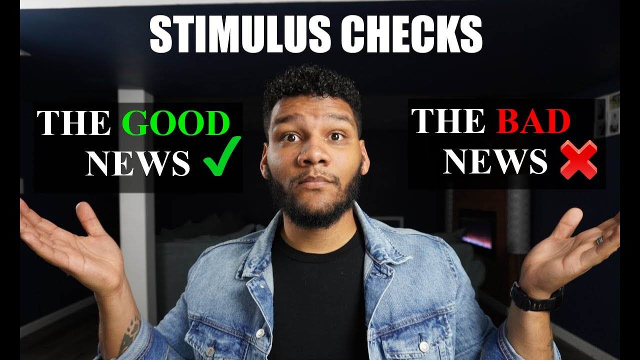 GOOD NEWS & BAD NEWS!!! Stimulus Check 2 & Second Stimulus Package Update Tuesday August 11
