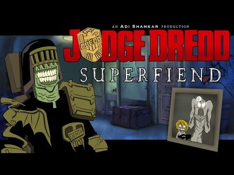Judge Dredd: Superfiend - Full Movie (2014)