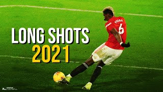 Most Amazing Long Shot Goals In Football 2021 | HD