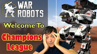 War Robots - Welcome To The Champions League (PC)