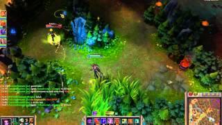 Elise vs Pantheon Top LoL Ranked League of Legends 2013 06 08 01 31 27 838