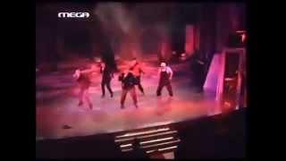 5ive five when the lights go out μουσικα βραβεια pop corn 1997