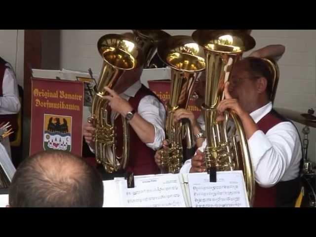 Original Banater Dorfmusikanten Urlauber Polka