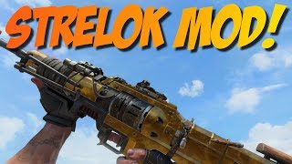 Koshka Sniper: Strelok Agenten Mod in Black Ops 4
