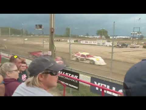 World of Outlaw Late Model at I-96 8-29-2019