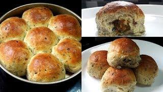 ಬೇಕರಿ ಸ್ಟೈಲ್ ಖಾರಾ ಮಸಾಲಾ ಬನ್ ಕನ್ನಡದಲ್ಲಿ/ stuffed masala bun/khara bun recipe in kannada