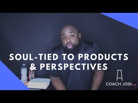 How to avoid being improperly tied to products and perspectives. UNPLUGGED Lecture from @MYCOACHJOSH