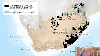 Historietime: Afrika etter 1920
