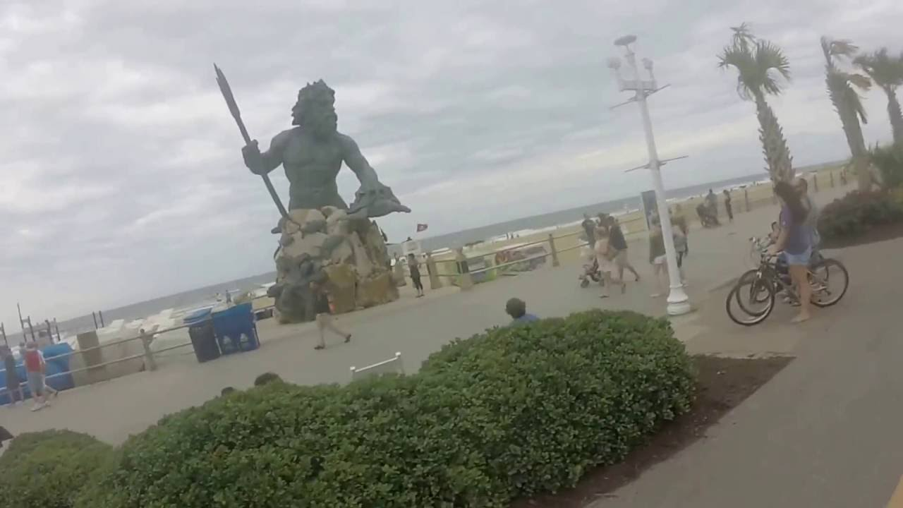Hurricane Hermine In Virginia Beach