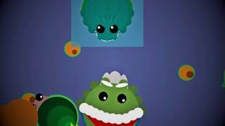 How to be a SEA MONSTER in Mope.io