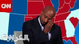 فان جونز يبكي بعد فوز بايدن على ترامب