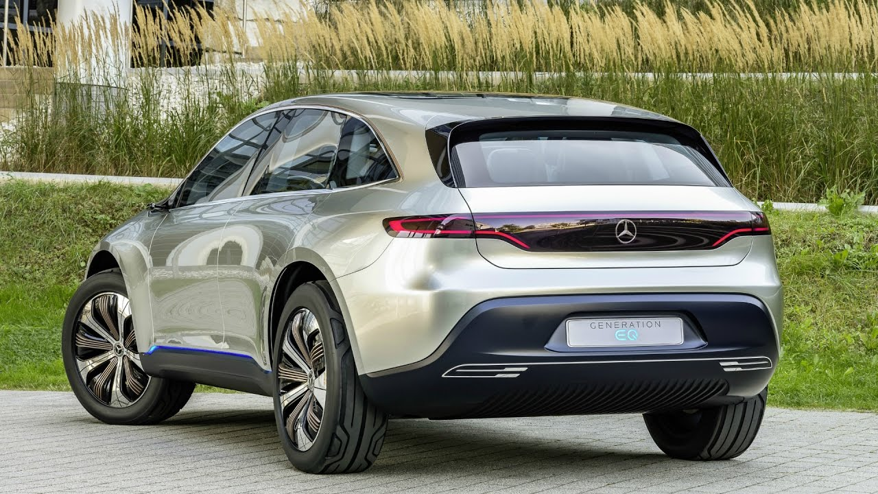 mercedes concept eq the future suv youtube. Black Bedroom Furniture Sets. Home Design Ideas