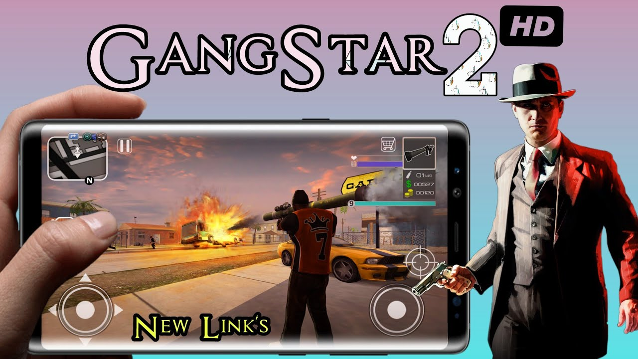 GangStar MV 2 | Download for Android Highly compressed APK+obb || Hd  gameplay || Hindi
