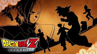 Goku Black Story Arc (New Season Pass!) Dragon Ball Z Kakarot DLC