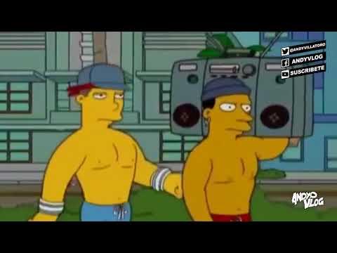 Los Simpson - Jóvenes Ahora   Abuelos Antes #MusicaCristiana