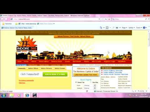 Indore City Information How To Guide (Indore360.com)